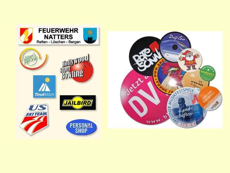 Visitenkarten Flyer Speisekarten Drucksachen
